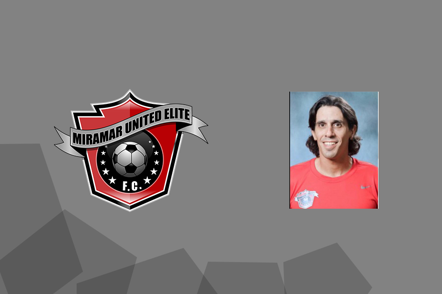 Announcing Miramar United Elite FC New Academy Director Ramiro Viale
